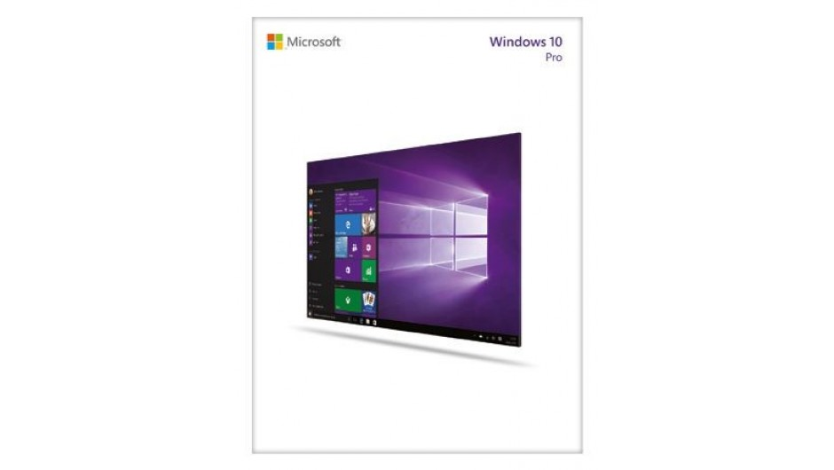 OEM Windows 10 PRO 64Bit TR DVD